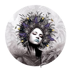 Renewal by Matt Herring - Limited Edition on Paper sized 26x26 inches. Available from Whitewall Galleries