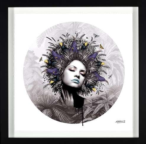 Renewal by Matt Herring - Framed Limited Edition on Paper